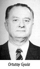 Ortutay Gyula